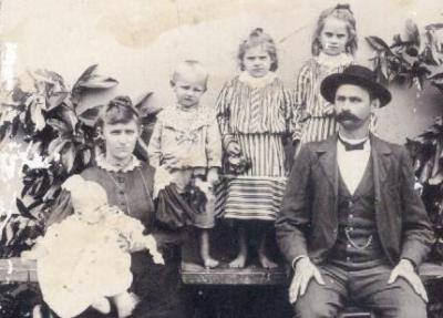 Famílias pioneiras